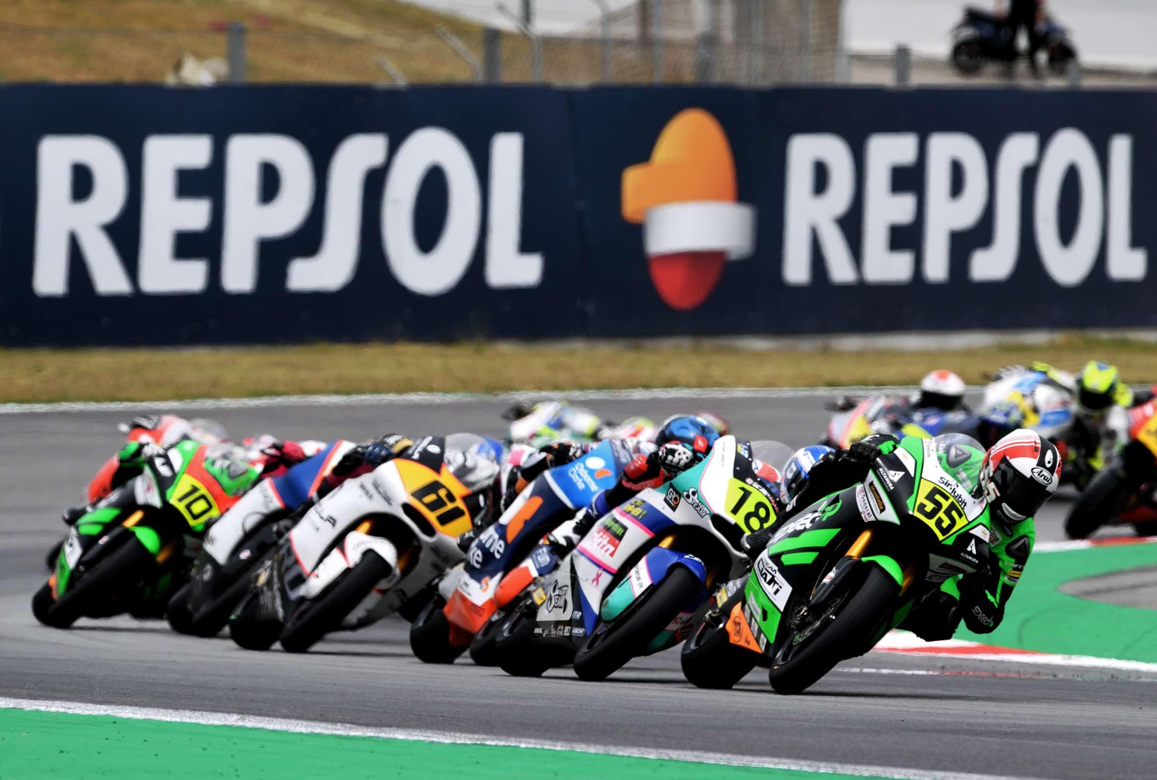 Organización de eventos deportivos y del motor. Proyecto realizado para CEV Motorbike.