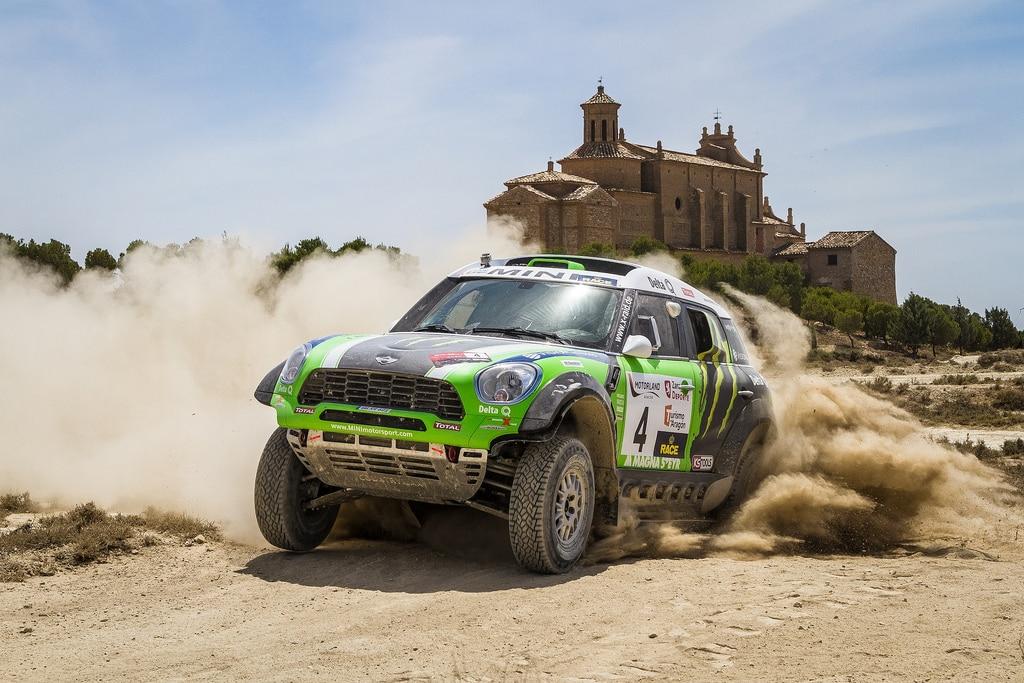 Planificación y producción de eventos del motor. Proyecto realizado para Rally Baja Aragón.